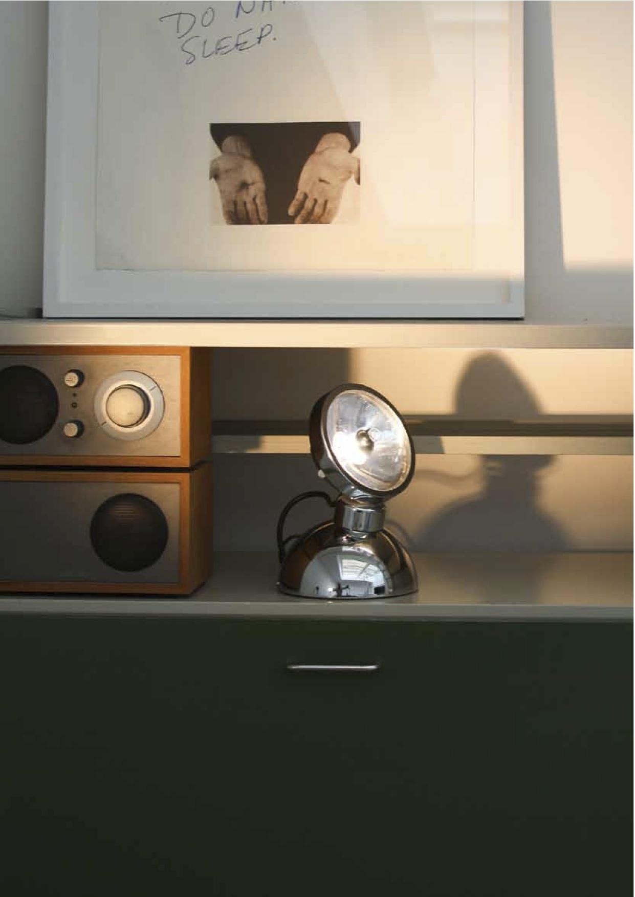 Lampe Azimut original - Lampe à poser - Christian Girard