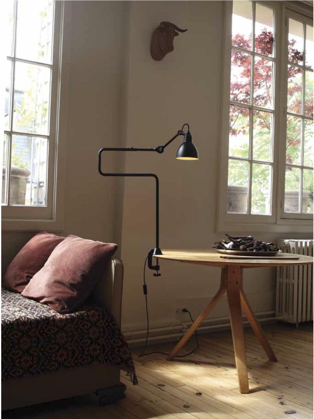 Lampe Gras d'architecte N* 211 - DCW