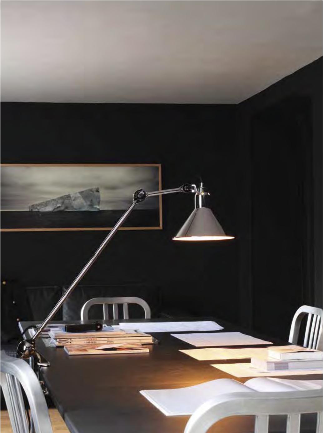 Lampe Gras - DCW -d'architecte N* 201