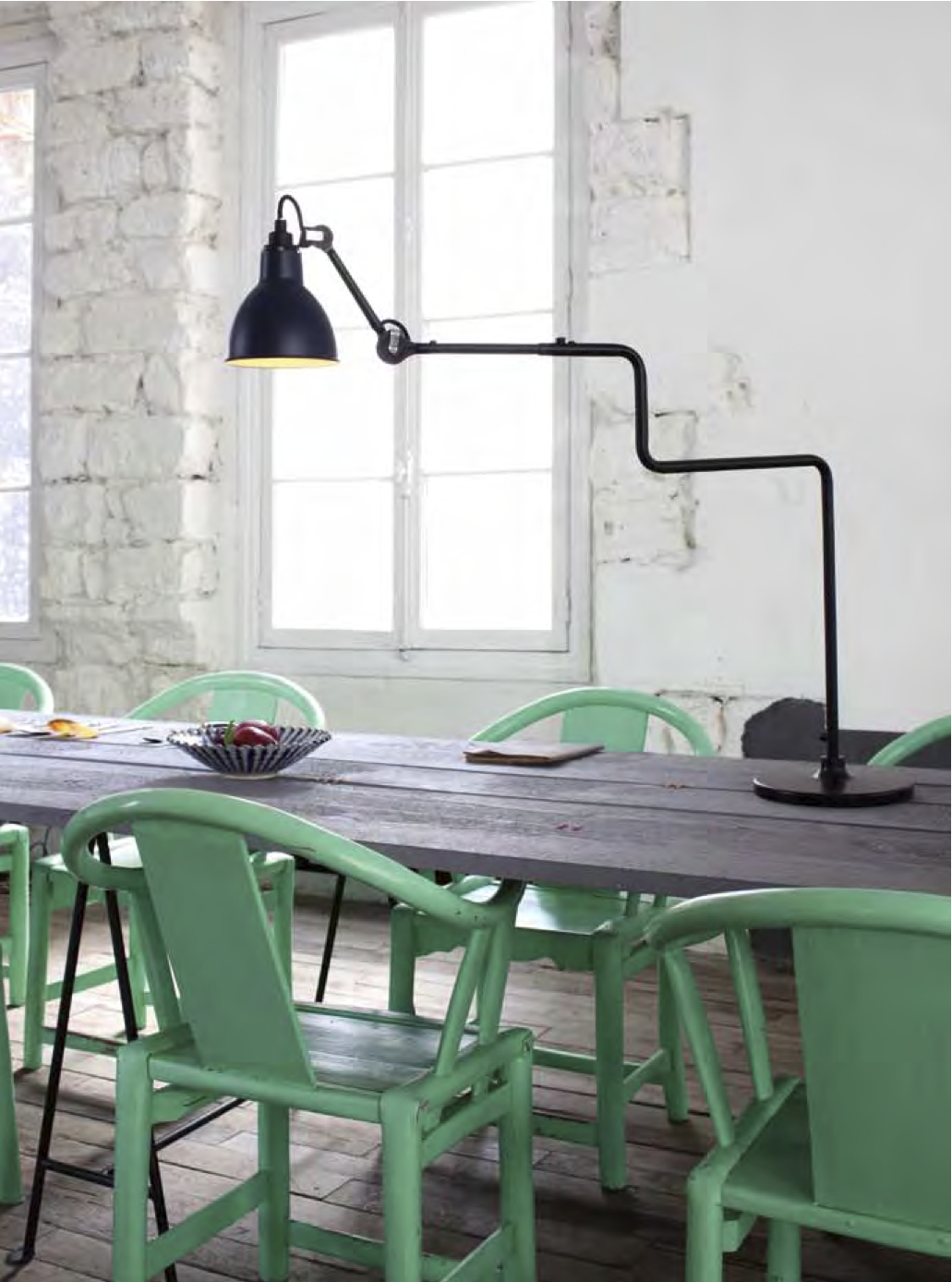 Lampe Gras - DCW - lampe de table N* 317