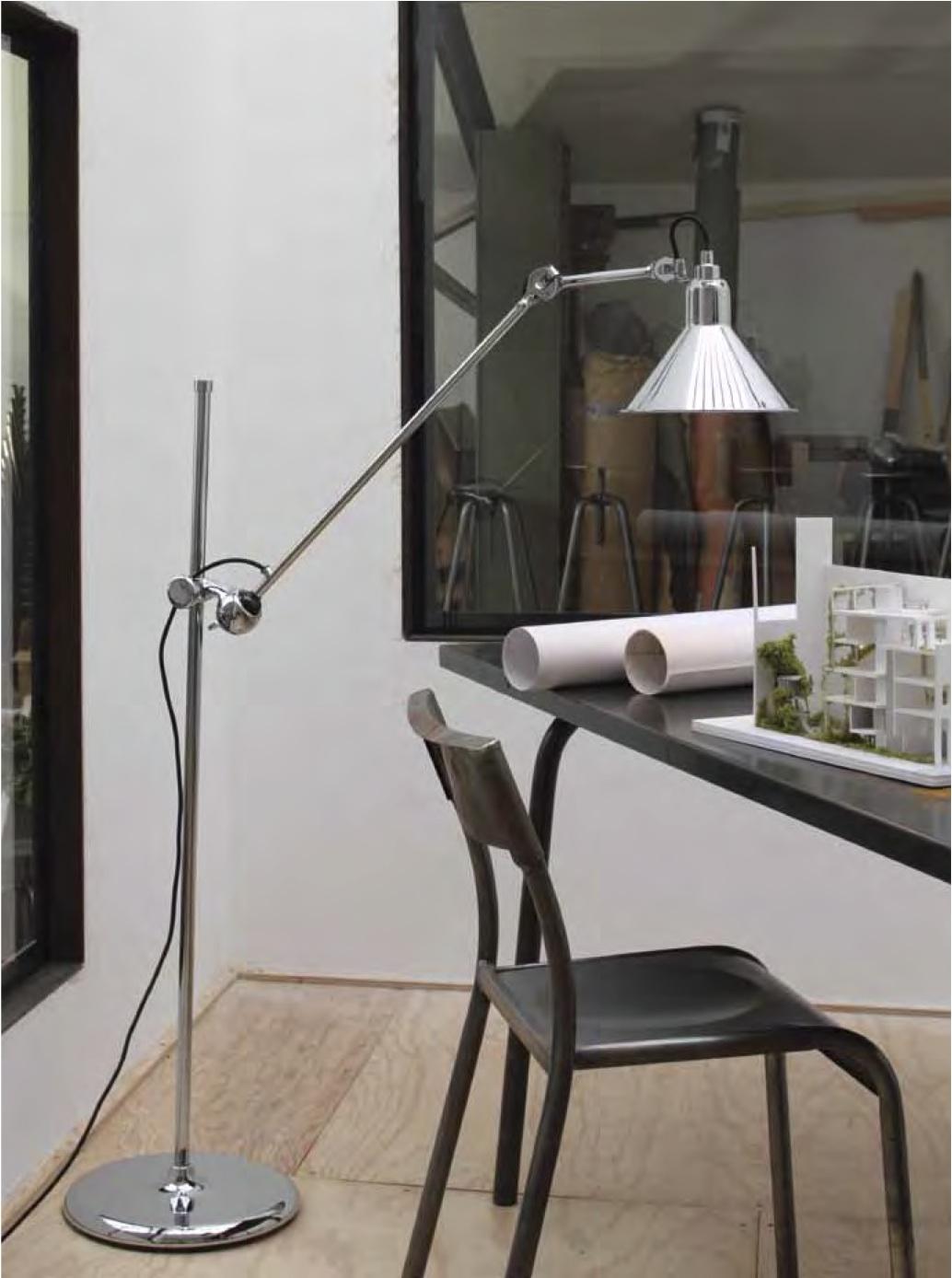 Lampe Gras - DCW - Lampadaire N* 215