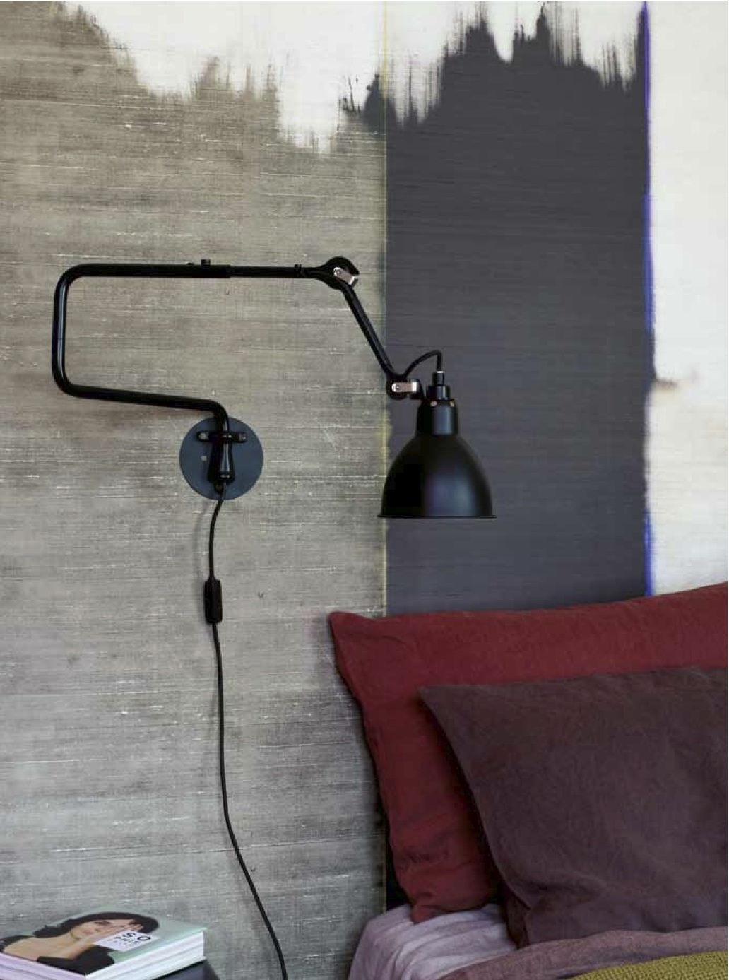 Lampe Gras - DCW - Applique N* 303