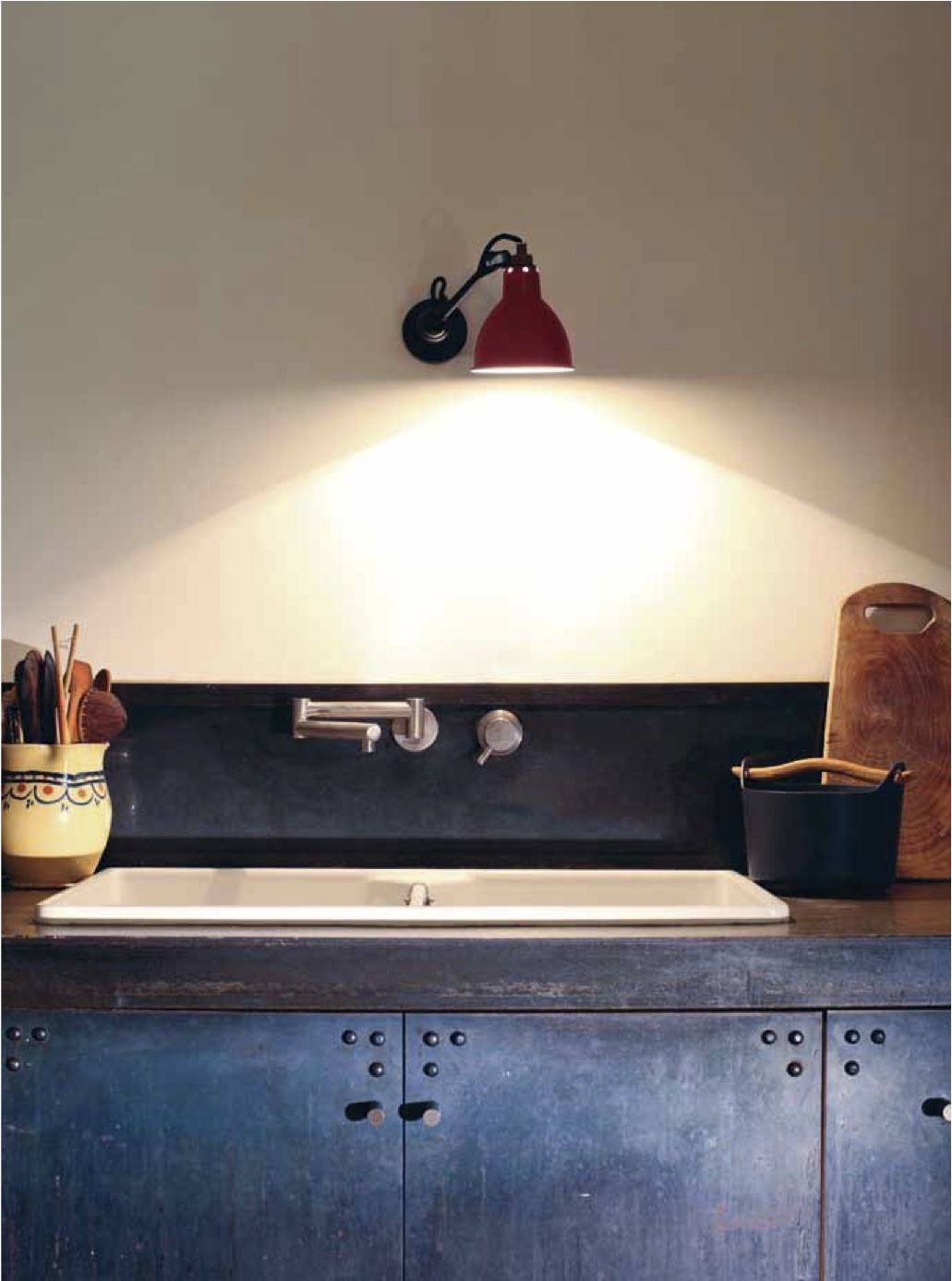 Lampe Gras - DCW - Applique N* 304